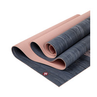 Manduka eKO Lite Yoga Mat 180cm 61cm 4mm - Coral Marbled