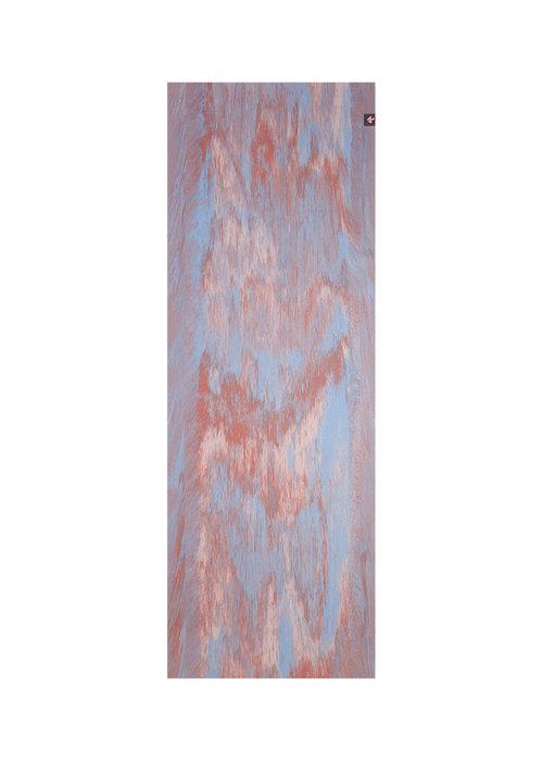 Manduka Manduka eKO Superlite Yoga Mat 180cm 61cm 1.5mm - Deep Coral Marbled