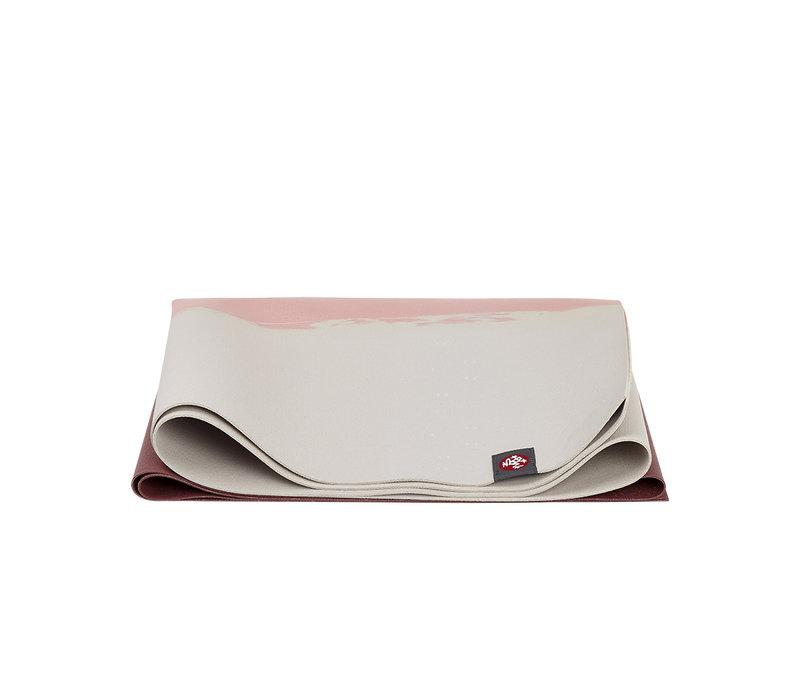 Manduka eKO Superlite Yoga Mat 180cm 61cm 1.5mm - Clay Stripe