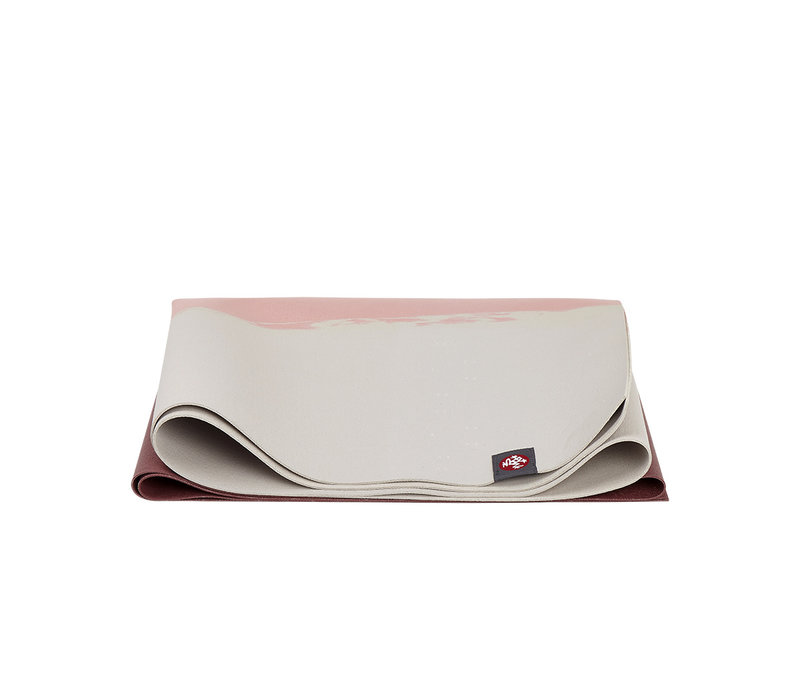 Manduka eKO Superlite YogaMatte 180cm 61cm 1.5mm - Clay Stripe
