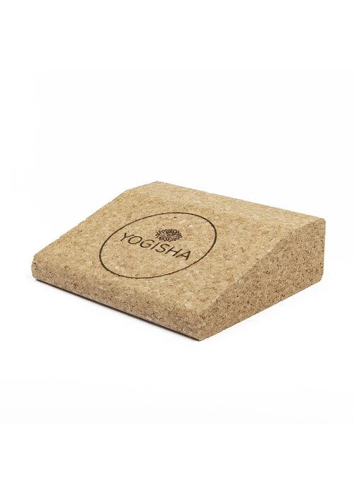 Yogisha Yogisha Yoga  Mini Wedge Cork