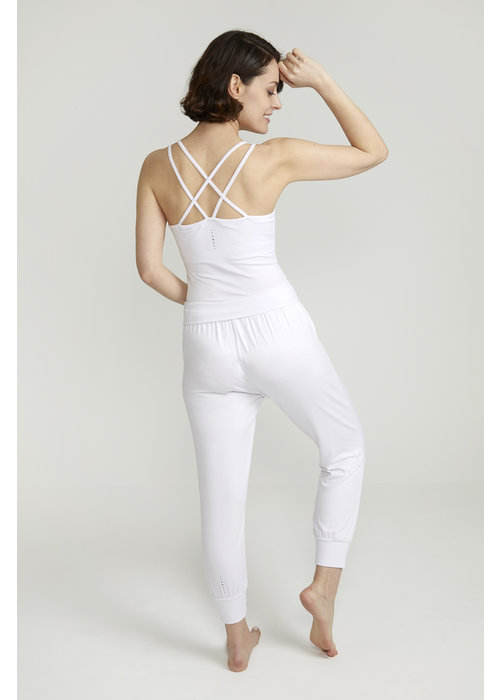 Asquith Asquith Heavenly Harem Pants White