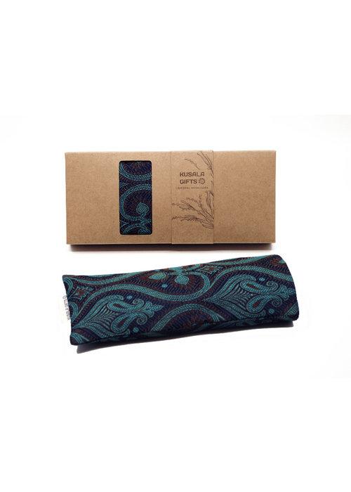 Kusala Kusala Eye Pillow Silk - Rotterdam Dark Blue
