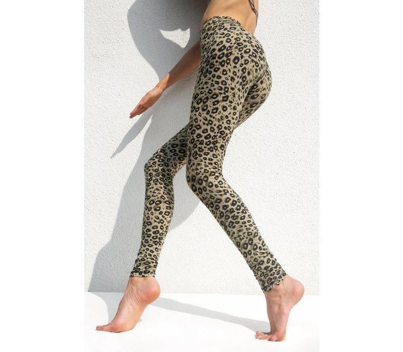 Funky Simplicity High Waist Legging - Jaguar
