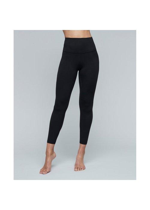 Moonchild Yoga Wear Moonchild Yoga Wear Lunar Luxe Legging - Black Iris