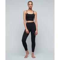Moonchild Yoga Wear Lunar Luxe Bra Top - Black Iris