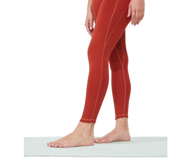 Manduka Presence Legging - Henna