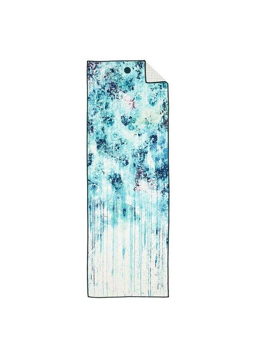 Yogitoes Yogitoes Yoga Towel 172cm 61cm - Flora
