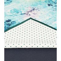 Yogitoes Yoga Towel 172cm 61cm - Flora