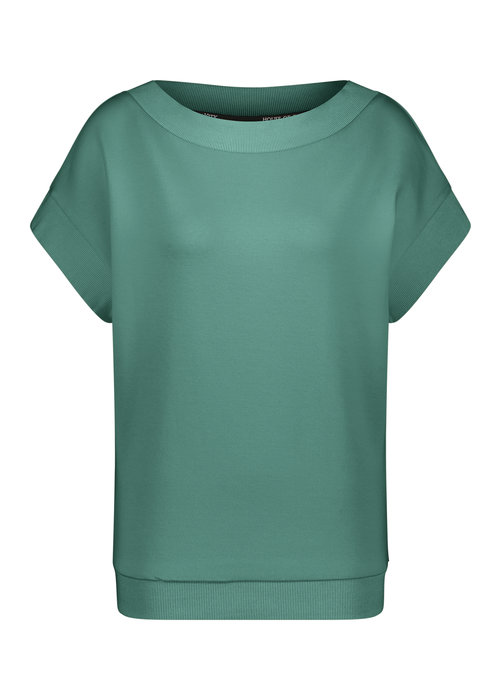 House Of Gravity House of Gravity Bateau Sweater - Green Jade