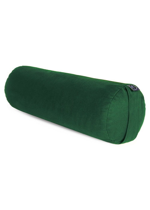 Yogisha Yoga Bolster Buckwheat - Dark Green