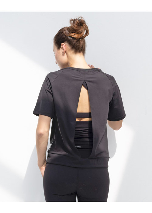 House Of Gravity House of Gravity Effortless Tee - Black Sapphire