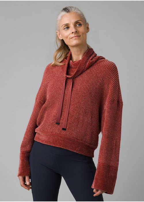 PrAna PrAna Chanavey Sweater - Glogg