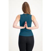 Urban Goddess Namaste Yoga Top - Lagoon