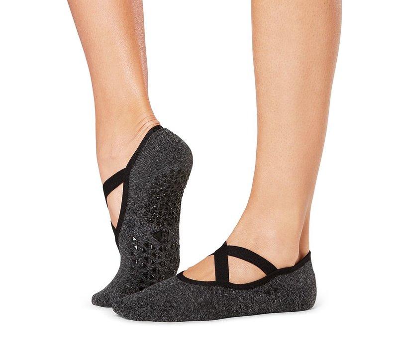 Tavi Noir Grip Socks Chloe - Shadow