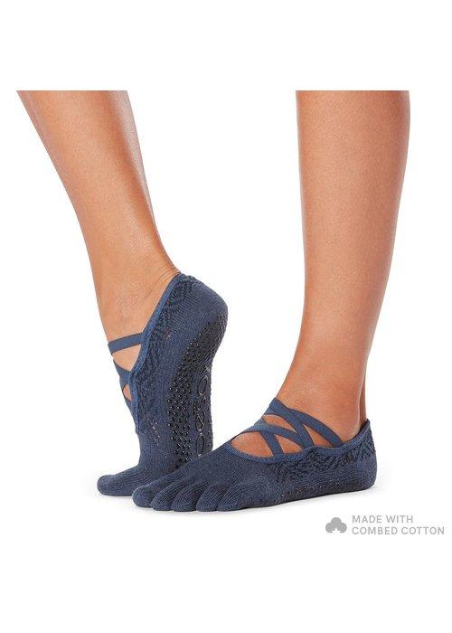 Toesox Toesox Yoga Sokken Elle Dichte Tenen - Paragon