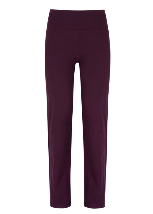 Asquith Asquith Live Fast Pants - Aubergine