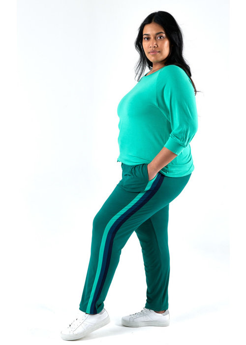 Asquith Asquith Drawstring Pants - Alpine Green