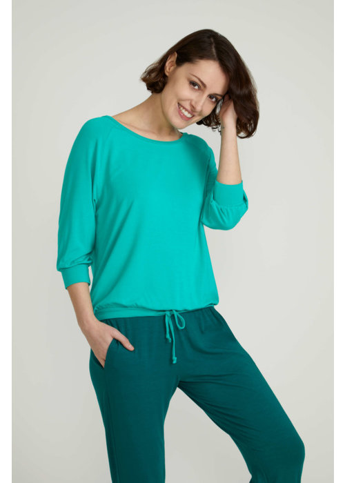 Asquith Asquith Embrace Tee - Seagreen