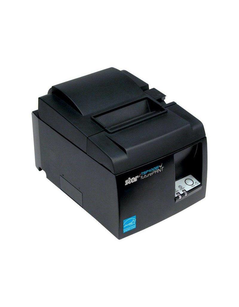 STAR TSP100II ECO FuturePRNT USB Ticketprinter - zwart