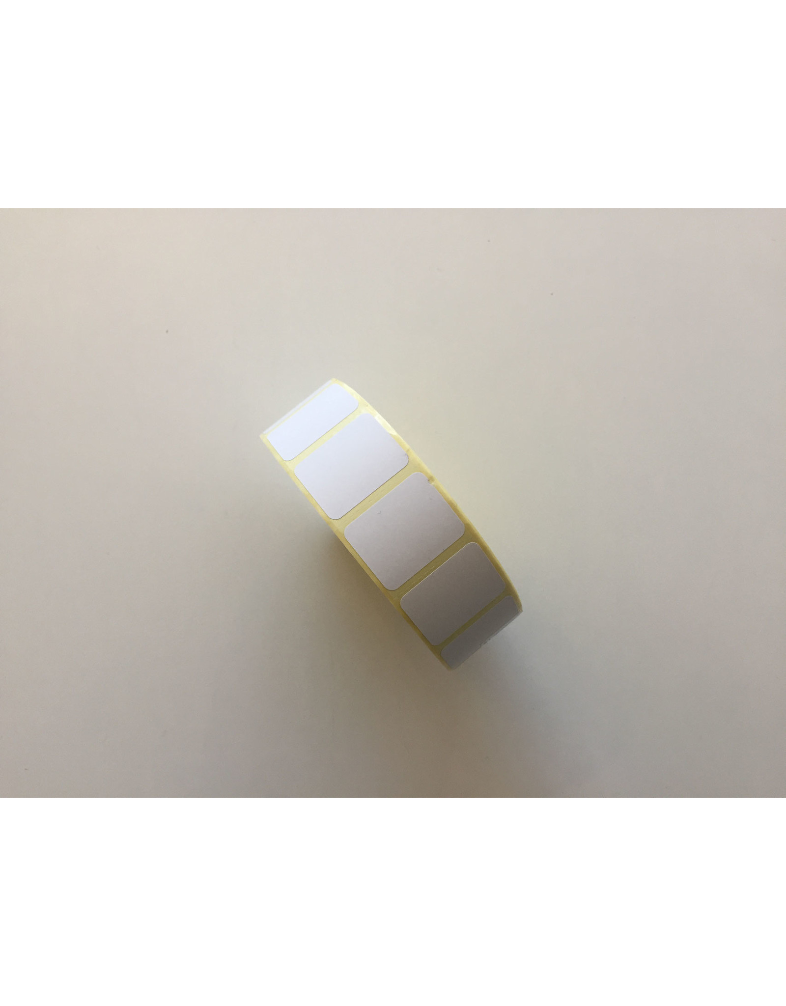 Zebra Zebra Thermal Label 1,25 x 1,00 (32x25) - PERMANENT - 2580 labels - 12 rollen