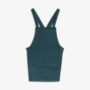 Dress - Petrol
