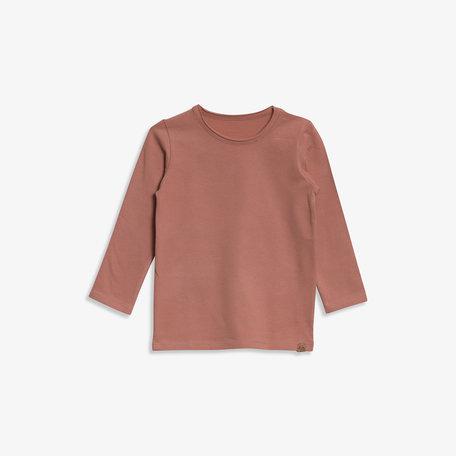 Longsleeve - Oud roze