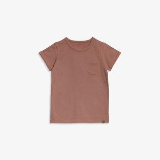 T-shirt - Oud roze