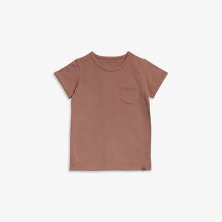 T-shirt T-shirt - Oud roze