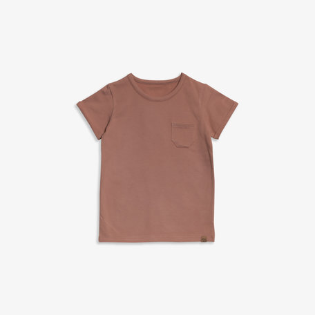 T-shirt - Old pink