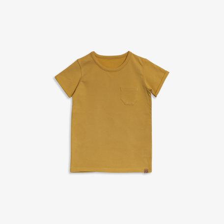 T-shirt - Oker