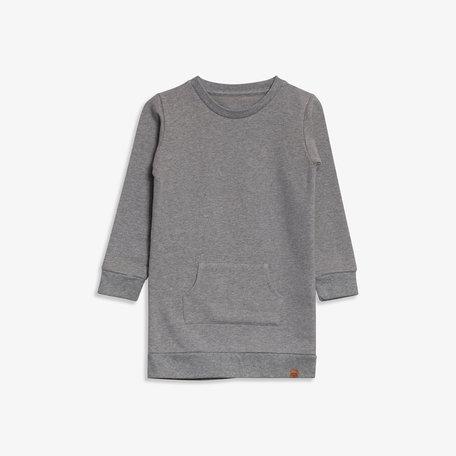Sweat dress - Grijs