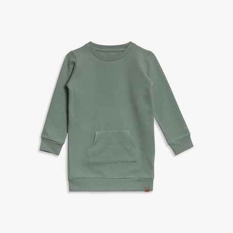 Sweat dress - Mint