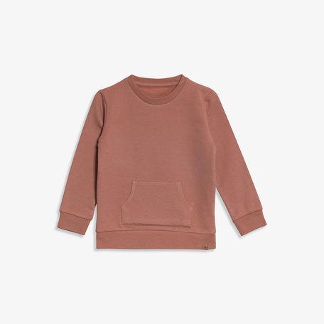 Sweater - Oud roze