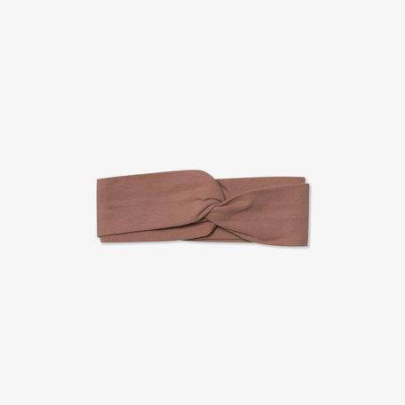 Haarband - Oud roze