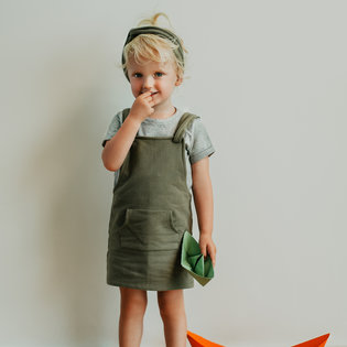 Jurkje Dress - Green