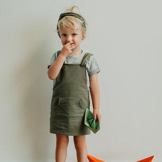 Jurkje Dress - Green