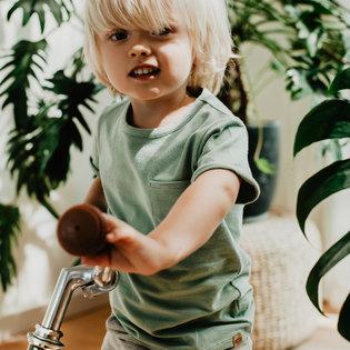 Sweatshort Sweatshort - Groen