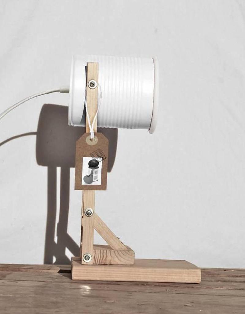 Tafel lamp - Wit