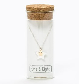 "Ketting ""Double star"""