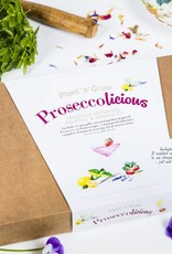 Plant 'n Grow Botanical Cocktail kit- Proseccolicious
