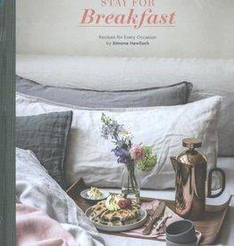 Boeken - Stay For Breakfast