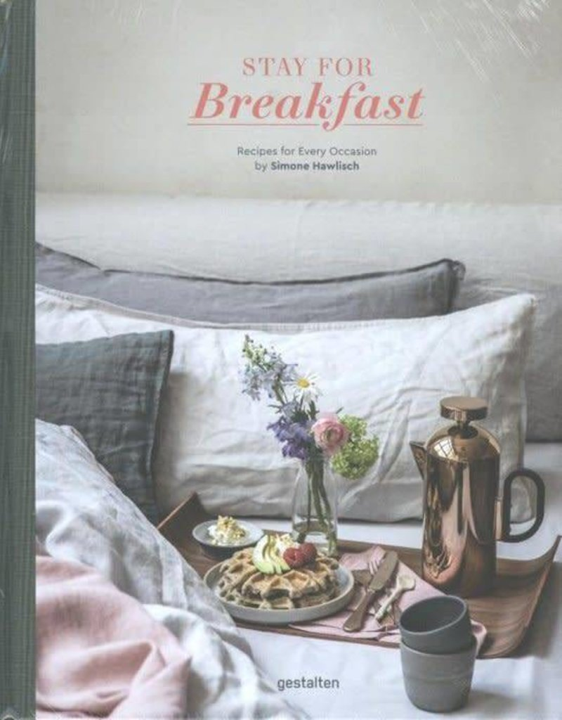 Boeken - Stay For Breakfast