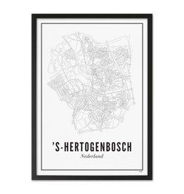 WIJCK. -  's-Hertogenbosch A3 (met lijst)