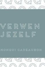 MonQui Kadobon t.w.v. € 20,-