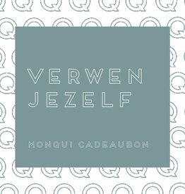 MonQui Kadobon € 20,-