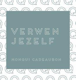 MonQui Kadobon € 30,-