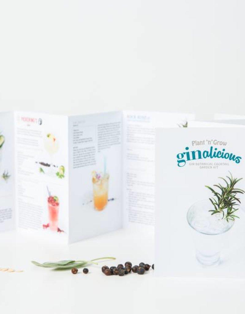 Plant 'n Grow Botanical Cocktail kit - Ginalicious