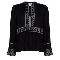 Wanderlust Sami blouse W911207