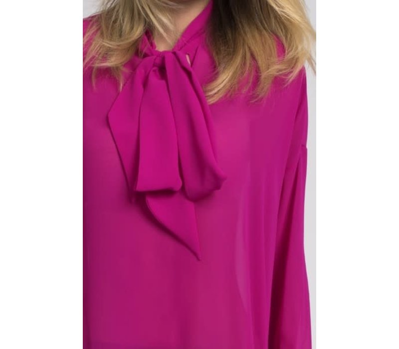 Fifth House Rea pussybow blouse FH6-343